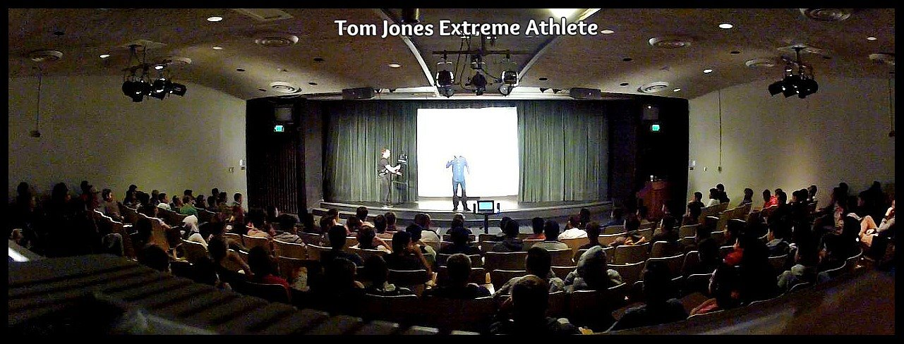 Recruited special guest speakers — endurance athlete Tom Jones to speak to the 9th grade boys & Mirror Mirror Foundation for the 9th grade girls -